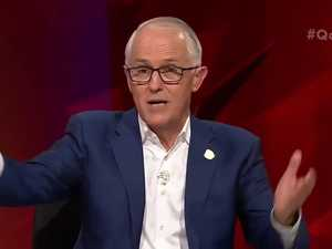 'Insurgents': Turnbull's dinner rant