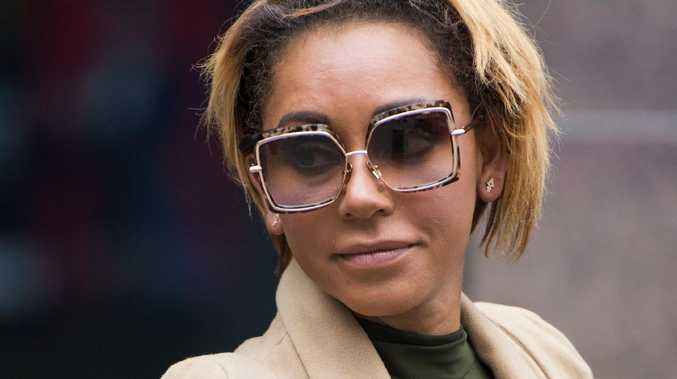 Mel B says she has lost her fortune. Picture: Robyn Beck