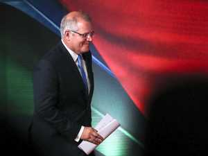 Morrison to China: 'back off'