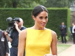 Why Meghan's skirts are getting shorter