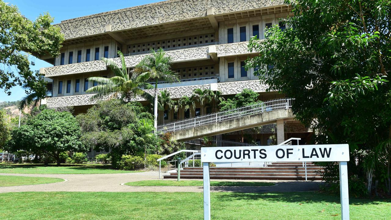 Andrew Francis Hinchliffe pleaded guilty at Townsville Magistrates Court to stealing and entering a dwelling to commit an indictable offence.