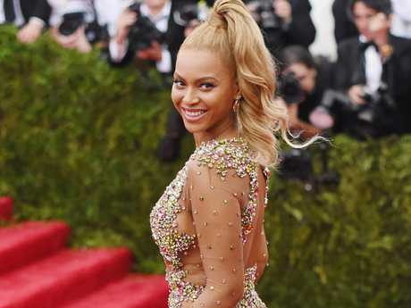 All hail Queen B. What's her secret? Veganism, apparently. Picture: Mike Coppola/Getty Images