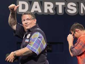 Darts farts: 'It was eggs, rotten eggs'