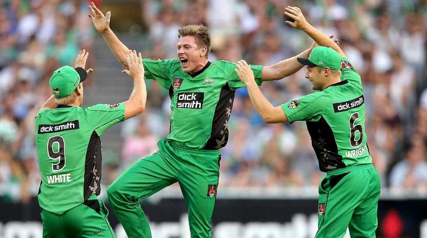 James Faulkner, who played for the Melbourne Stars in the Big Bash League for seven seasons, has listed his Hobart penthouse.