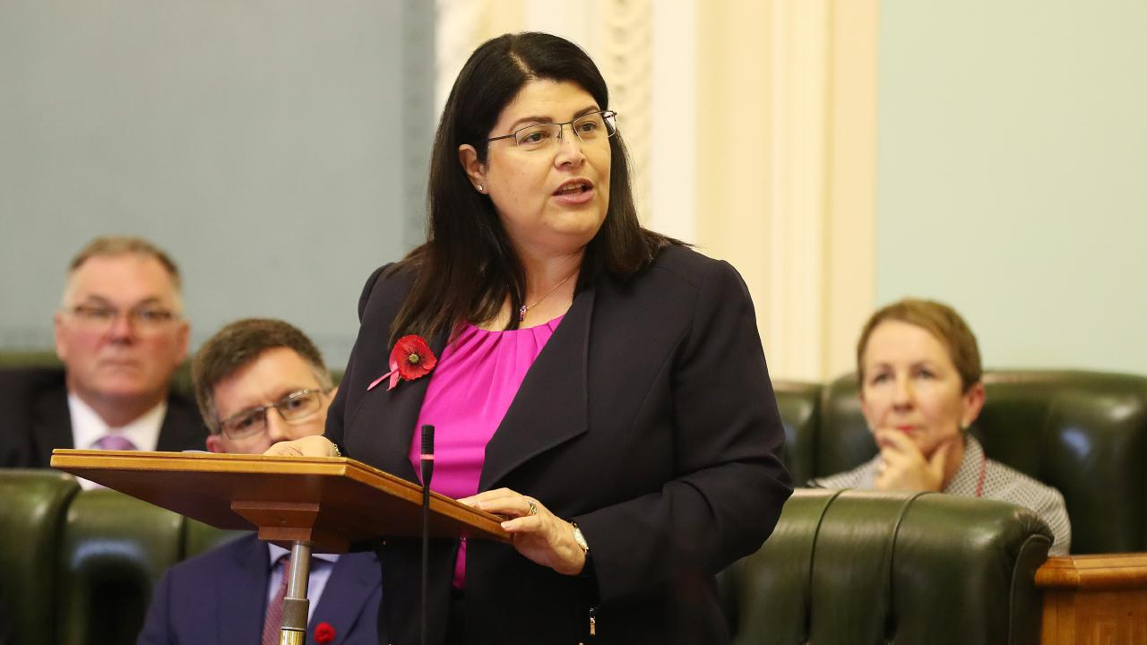 Education Minister Grace Grace denied the Government was selling places, saying it was a school-based decision: Liam Kidston