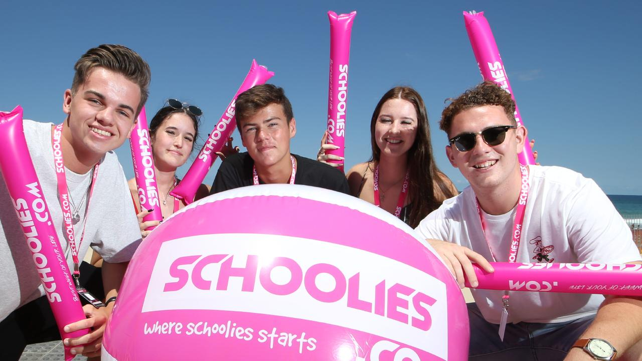 Cunning Plan To Tame Smashed Schoolies  Chronicle-8638