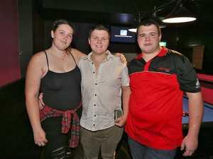 L-R Abbey Paton, Matthew Berzinski and Robert Martin