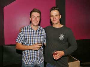 L-R Kye Roberts and Travis Smyth at Zodiac