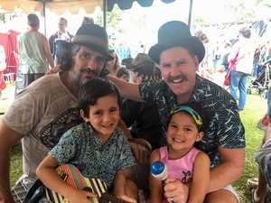 FAMILY FUN: Enjoying Mullum Music Festival after