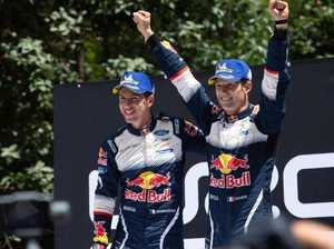 Ogier claims sixth WRC title