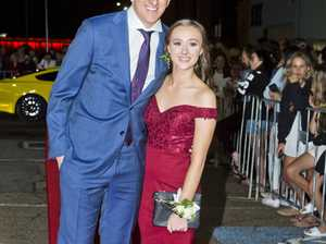 Tom Coonan and Sophie Shelton. Toowoomba Grammar