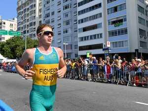 Olympian blitzes 10th Hamilton Island Triathlon