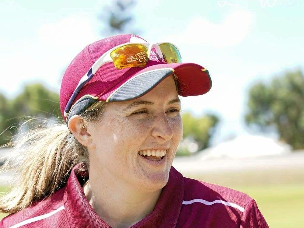 Lauren Shackleton will play for Qld next year.