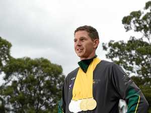 Invictus Games medallist calls for athletics track upgrade