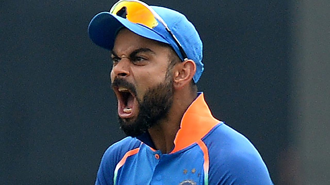 Virat Kohli poses a real danger for Australia.