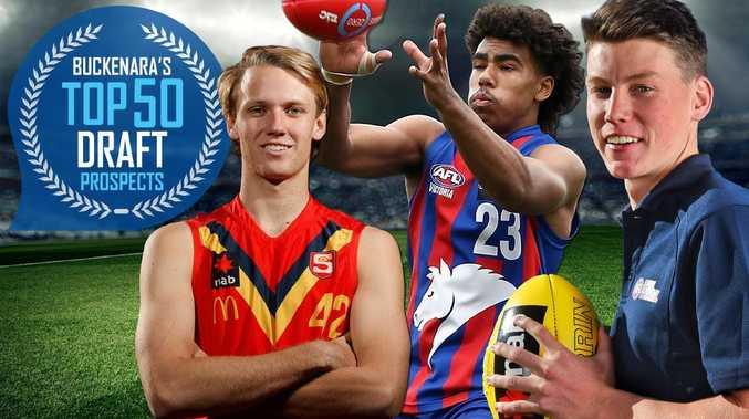 Draft special: Buckenara's top 50 prospects