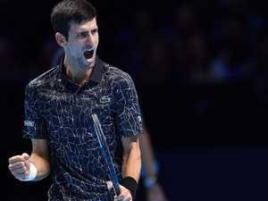 Stunning rampage in 'absurd' tennis destruction
