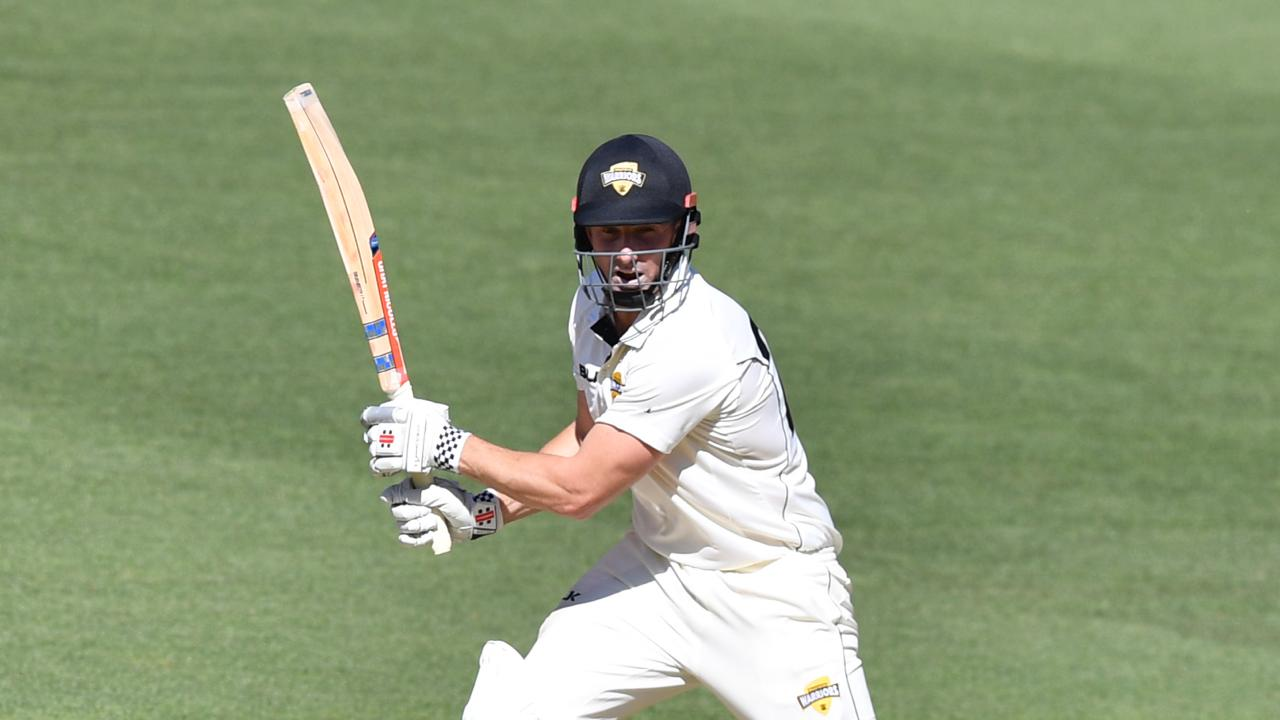 Shaun Marsh racks up the runs for Western Australia.