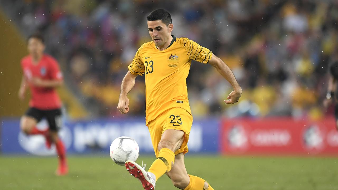 Tom Rogic has been left out of the Socceroos squad.