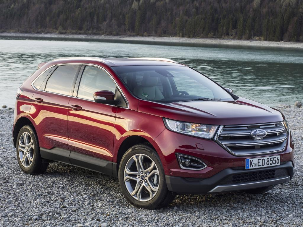 Ford Edge aka Endura