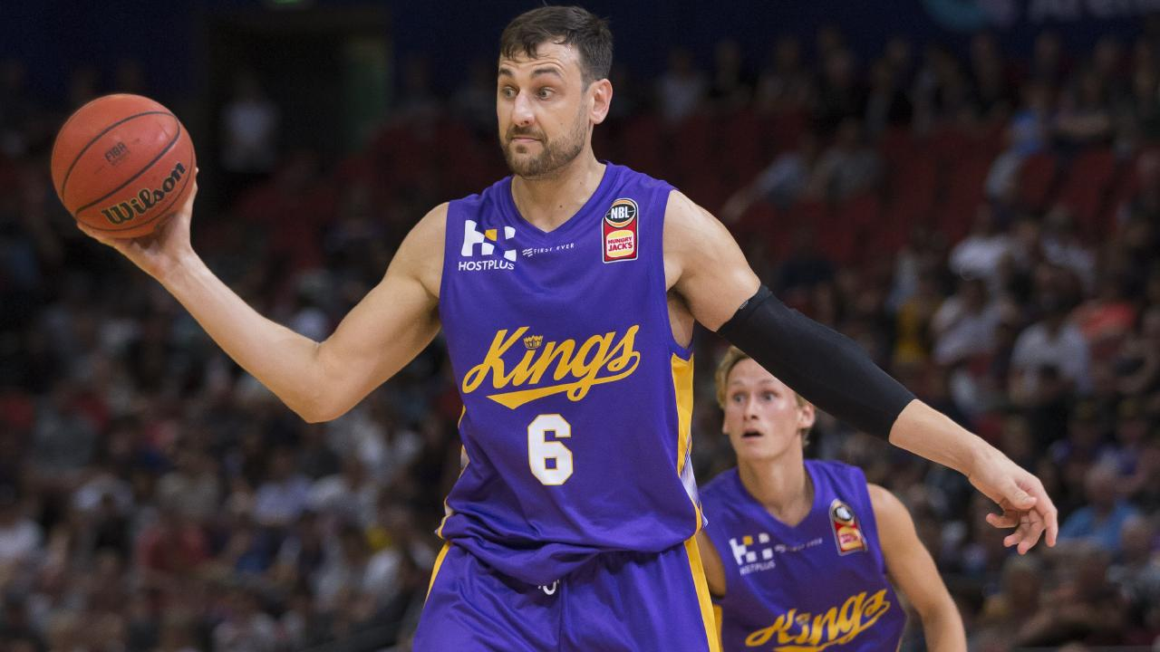 Andrew Bogut could also suit up for the Boomers.