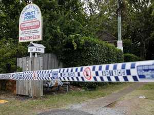 Man critical after guest house stabbing