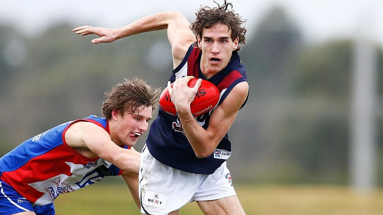 Max King in action for the Sandringham Dragons. Picture: Getty