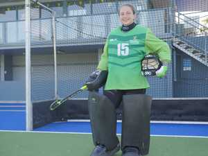 TOP GOALIE: Chloe Daly has been selected in the under