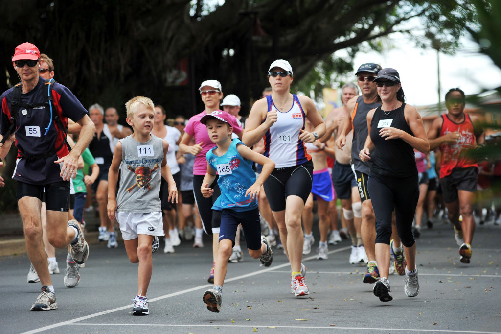Image for sale: GRAB YOUR RUNNERS: The Sawtell Super Fun Day is back again on January 1.