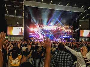 Awakening Australia: thousands in Marvel Stadium