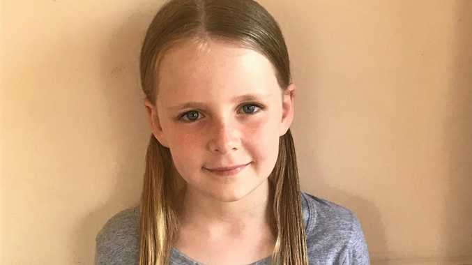 Lifting weight off 'selfless' girl's shoulders