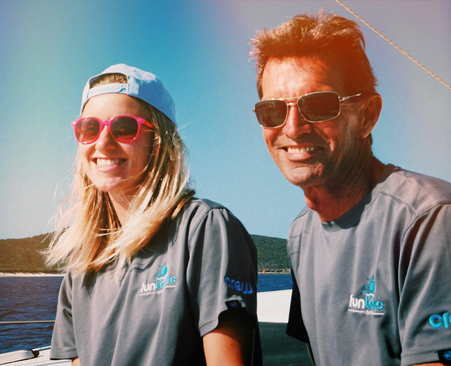 Ita and her partner Rod Surveson are running Women's Retreats as part of Funtastic Cruises.