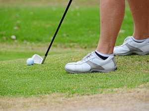 Golfers travel to compete at Burnett club