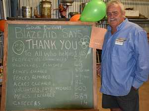 BlazeAid says thank you to hardworking volunteers