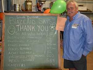 BlazeAid says thank you to hardworking volunteers