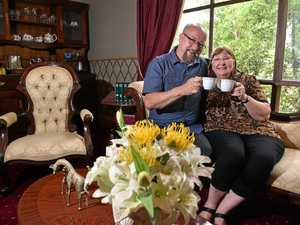 Couple goes from storm devastation to business of the year