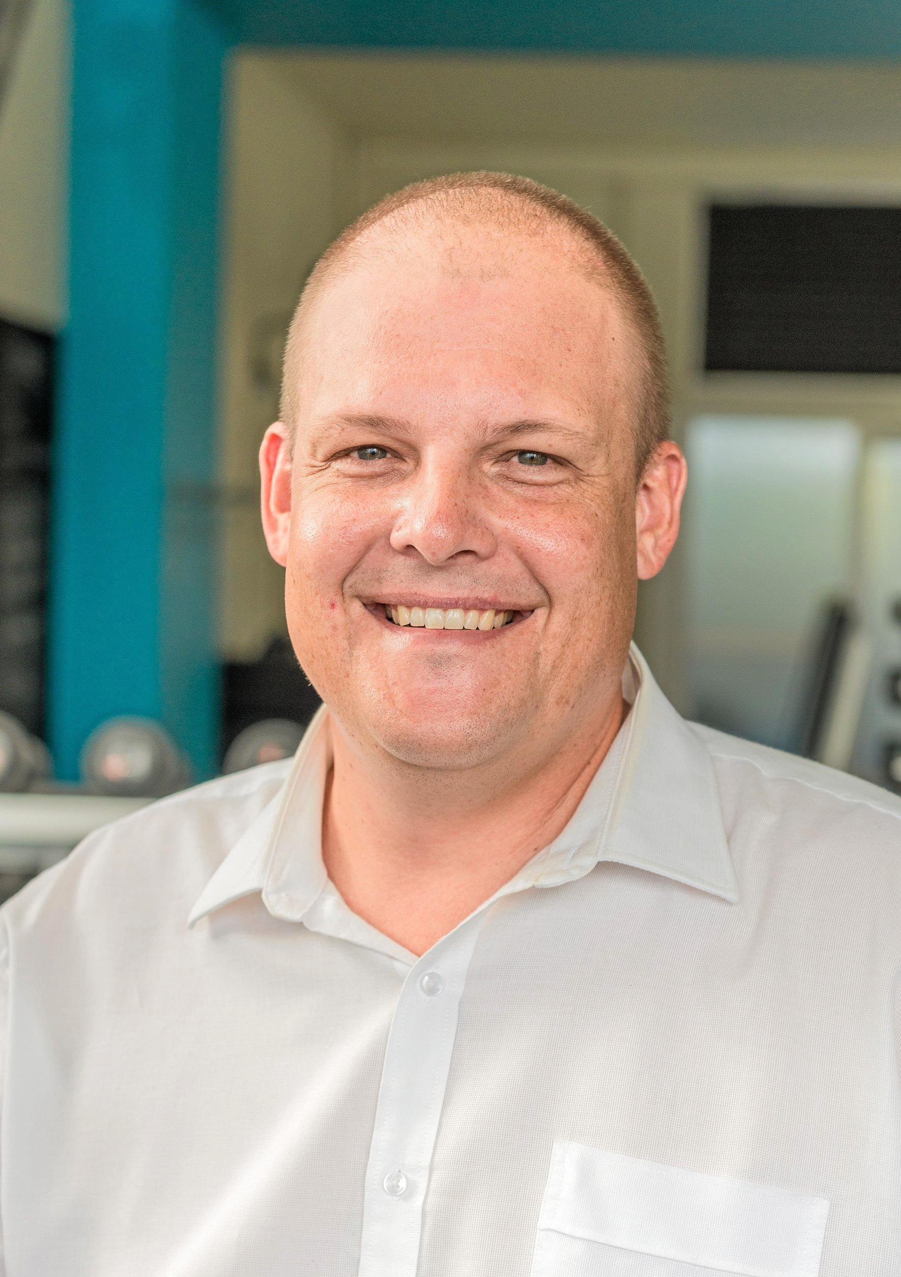 Mates4Mates CEO Troy Watson.