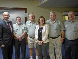 Promise to build $1m veterans centre in Ipswich