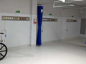 Emergency department upgrade at Warwick Hospital