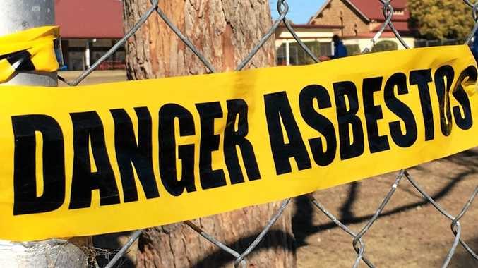 DANGER: Southern Downs Mayor Tracy Dobie wants to raise awareness about the dangers of asbestos.