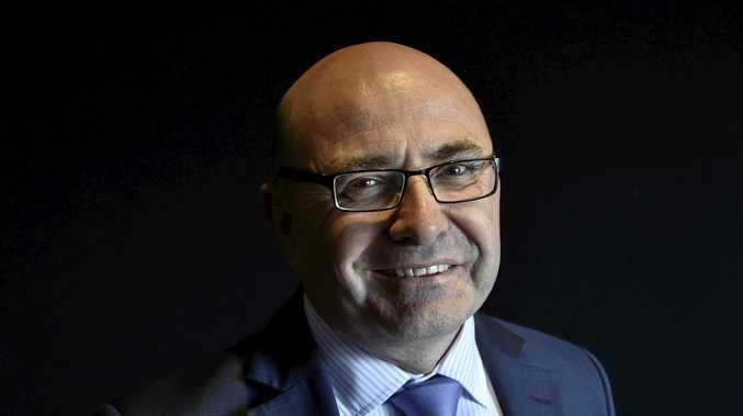 Heritage Bank CEO, Peter Lock. September 2017