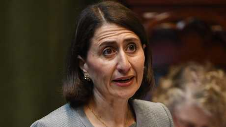 """Premier Gladys Berejiklian has promised to leave """"no stone unturned"""" during the investigation of the horrific attack. Picture: AAP Image/Dean Lewins"""