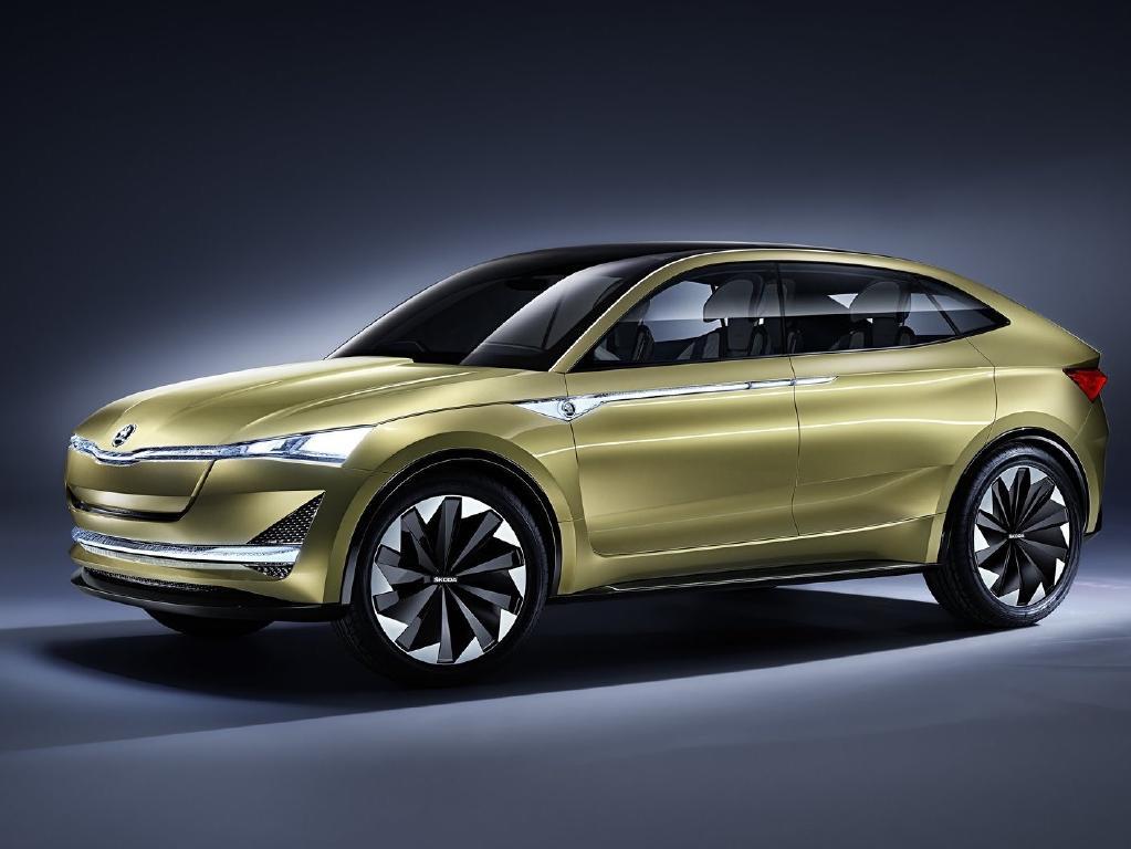 Vision E concept: Precursor to battery EV tipped for 2021