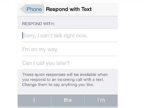 Switch up those boring replies with this trick.