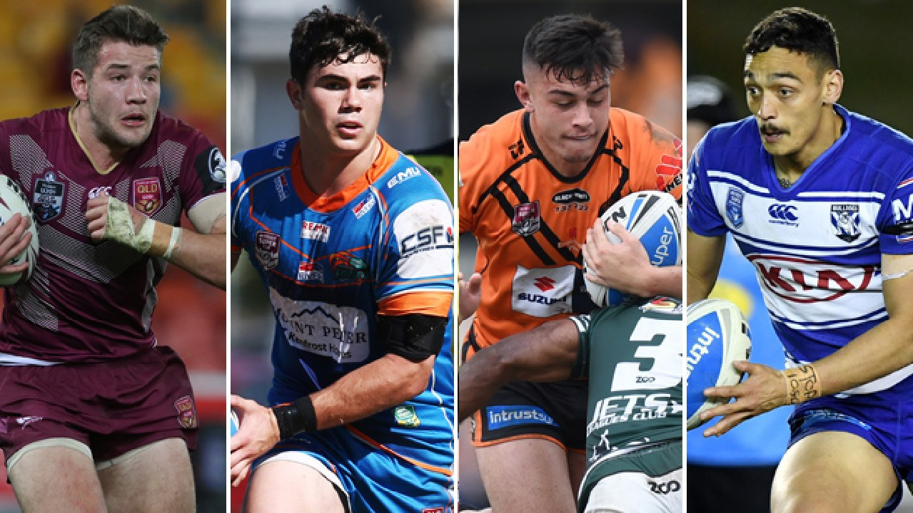 An exciting batch of NRL rookies are ready to make their mark in 2019.