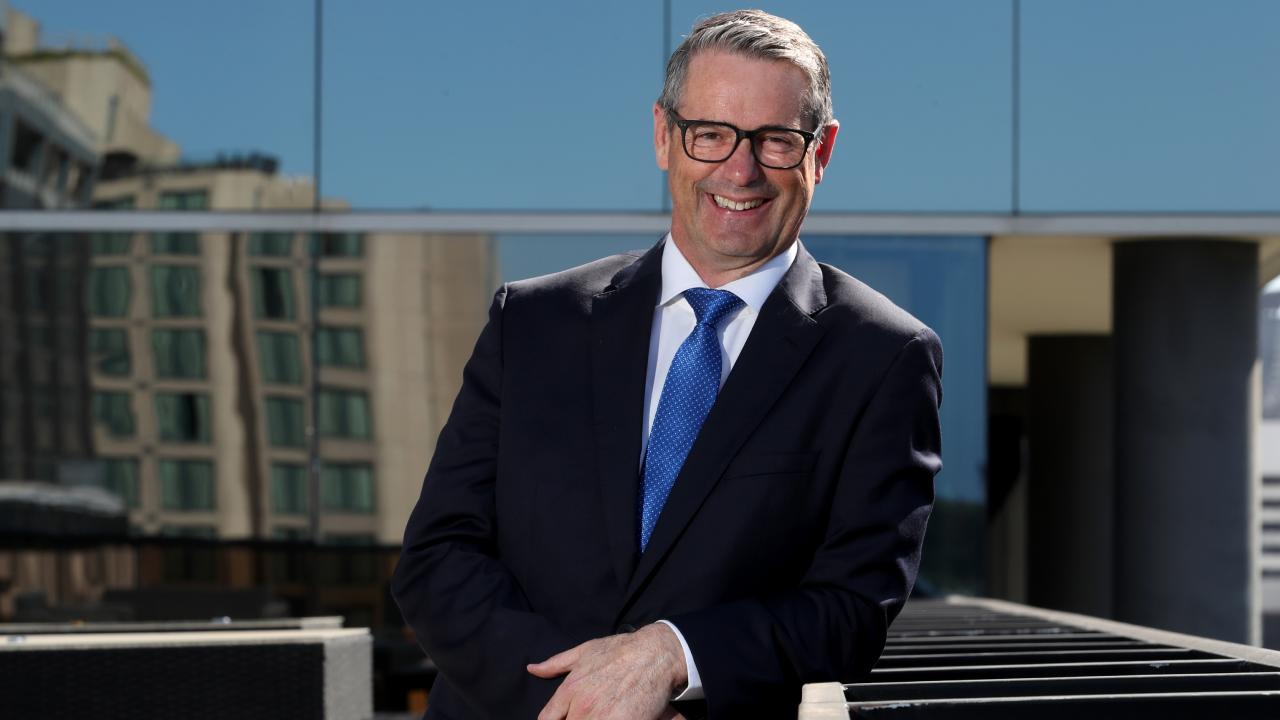 Stephen Conroy is hoping to be one of the FFA's new board members. Picture: David Geraghty