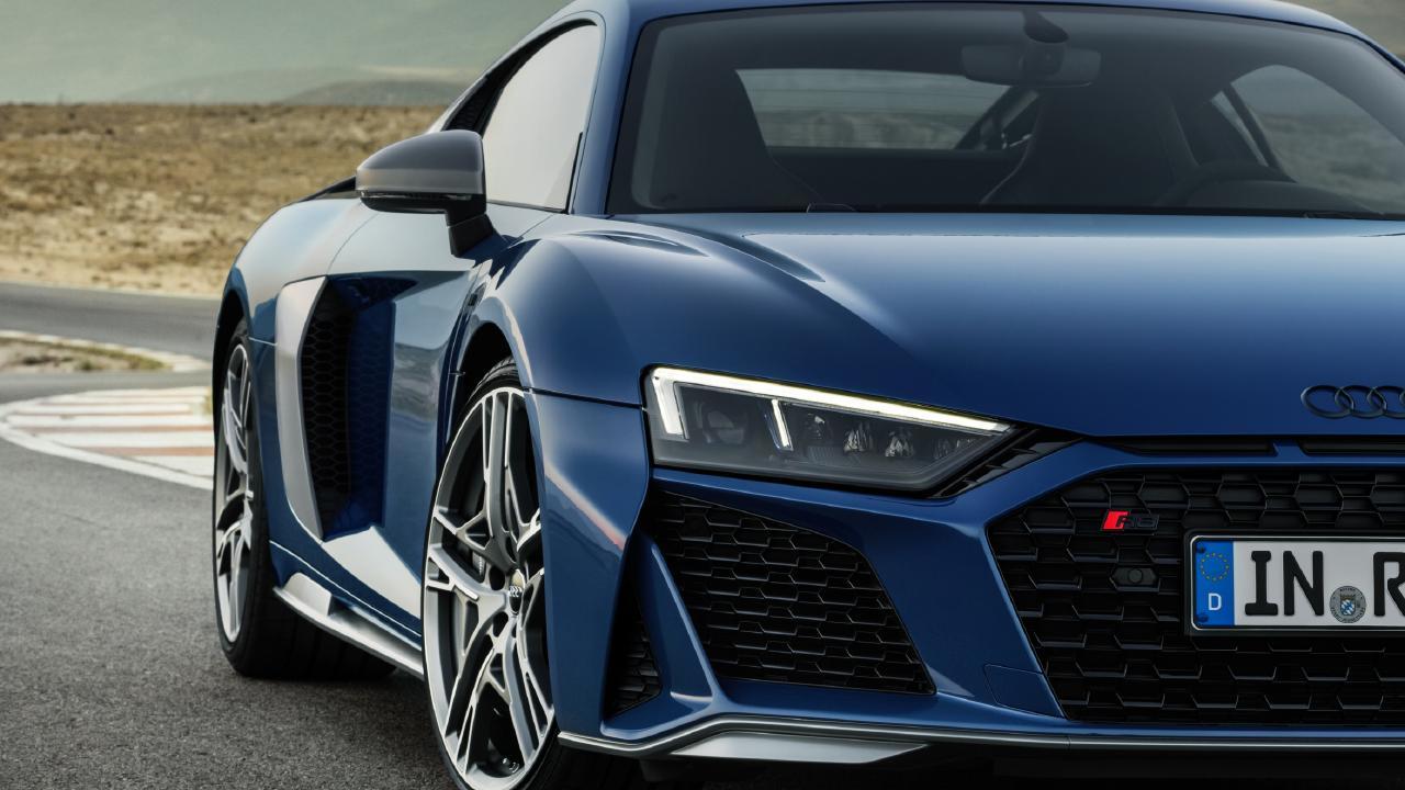 2019 Audi R8.