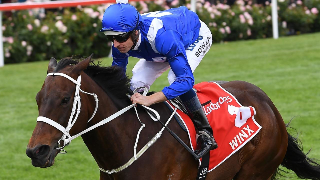 Winx will be a priority for the All-Star Mile. Picture: AAP Image/Julian Smith