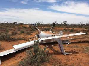 Couple survives light plane crash