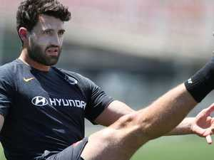 Fasolo, Wines add to weird injury history